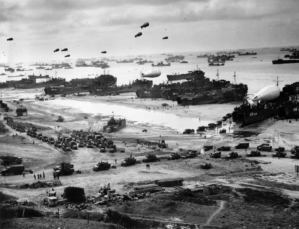 D-Day: First Hand Accounts