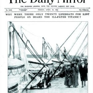 Ten Facts on the Sinking of Titanic