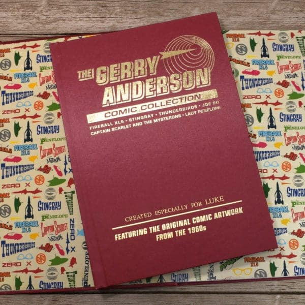 Gerry Anderson Comic Collection