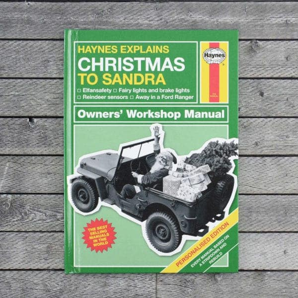 Haynes Christmas Manual