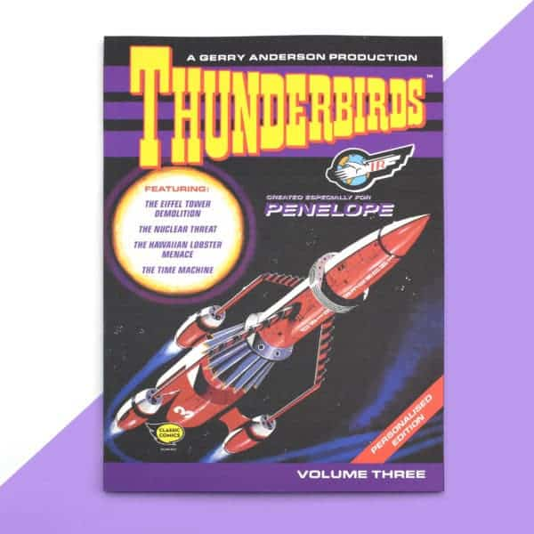 Thunderbirds Comics