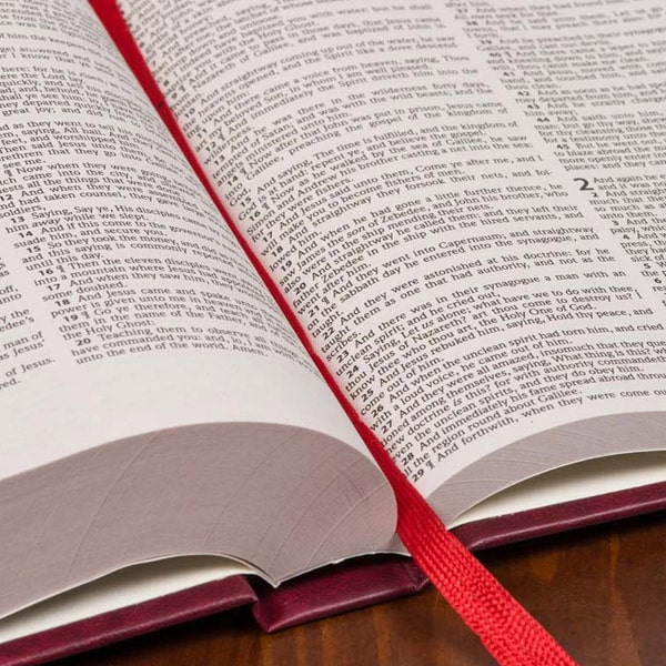 Personalized Bible