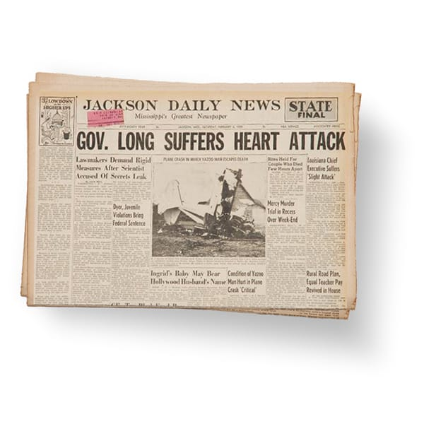 1961 Newspapers