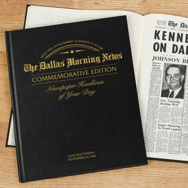 dallas morning news book