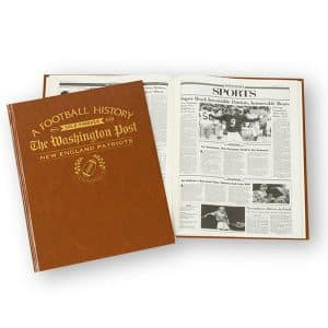Personalized Football Books