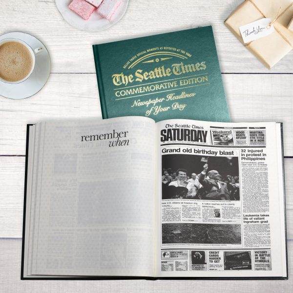 seattle times birthday book