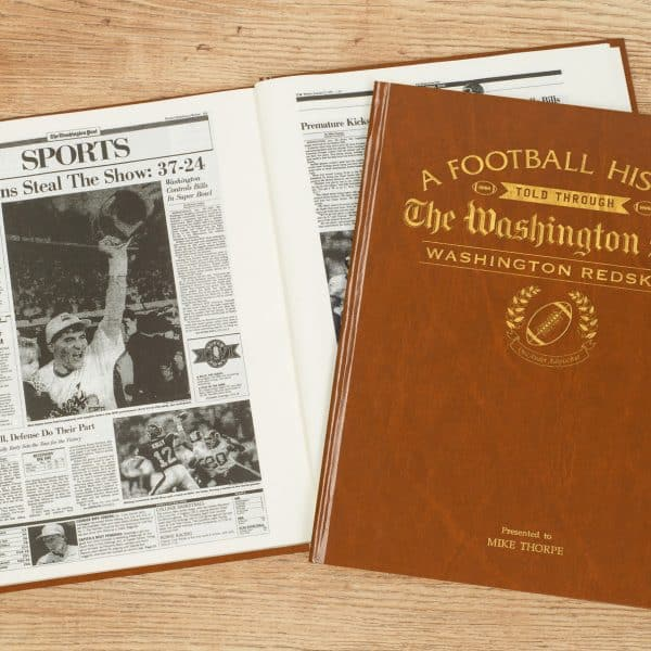 washington football team newspaper