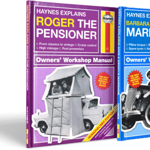 Personalized Haynes Explains Manuals