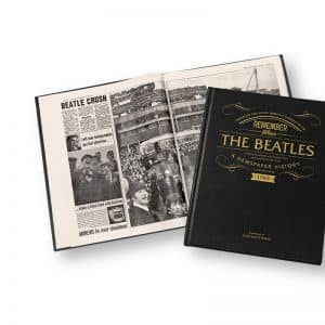 Personalized Pictorial History Books
