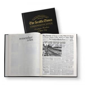 Seattle Times Newspaper Gifts