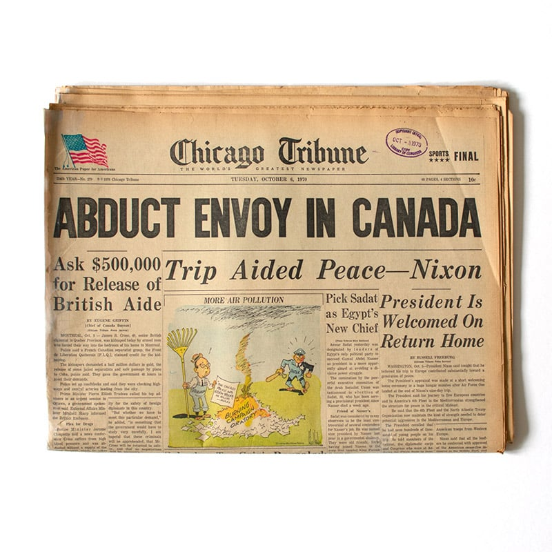 Chicago Tribune Newspapers