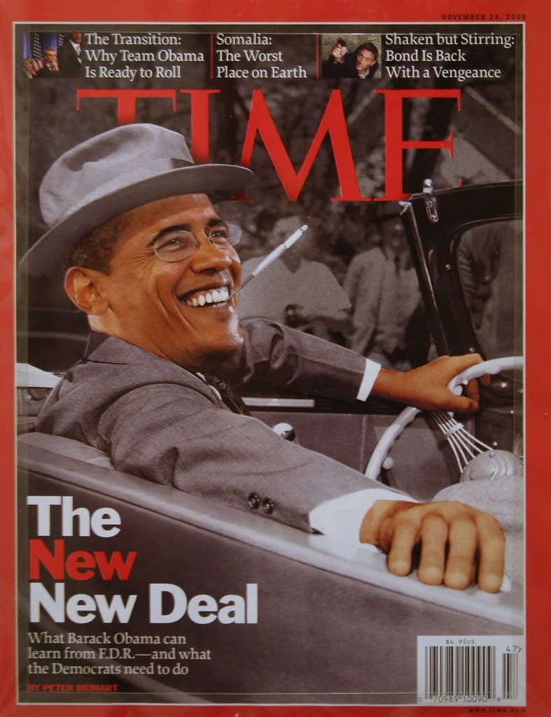 barack obama time magazine