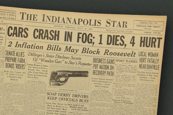The Indianapolis Star Archive