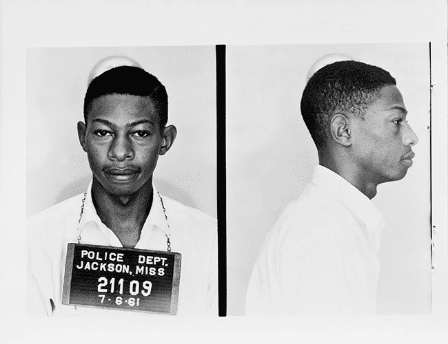 freedom riders arrested