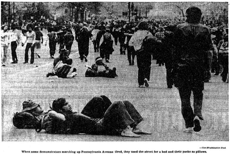anti vietnam war protests