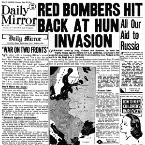 what was operation barbarossa